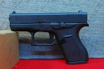 Glock 42  380 ACP 6+1 G42 | Idaho Gun Broker