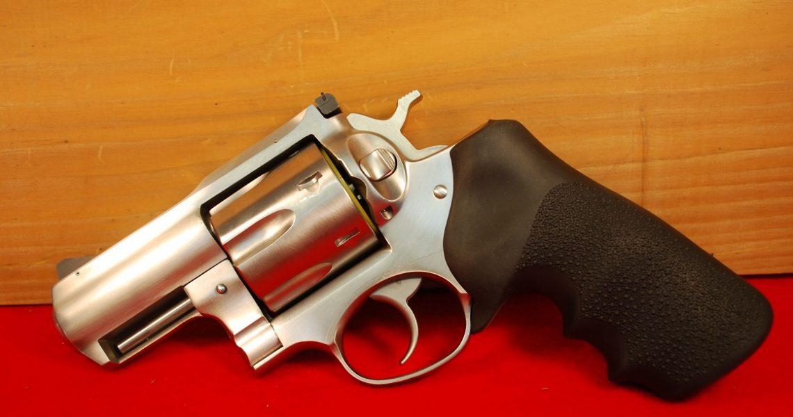 Ruger Super Redhawk 44 Magnum Alaskan Revolver