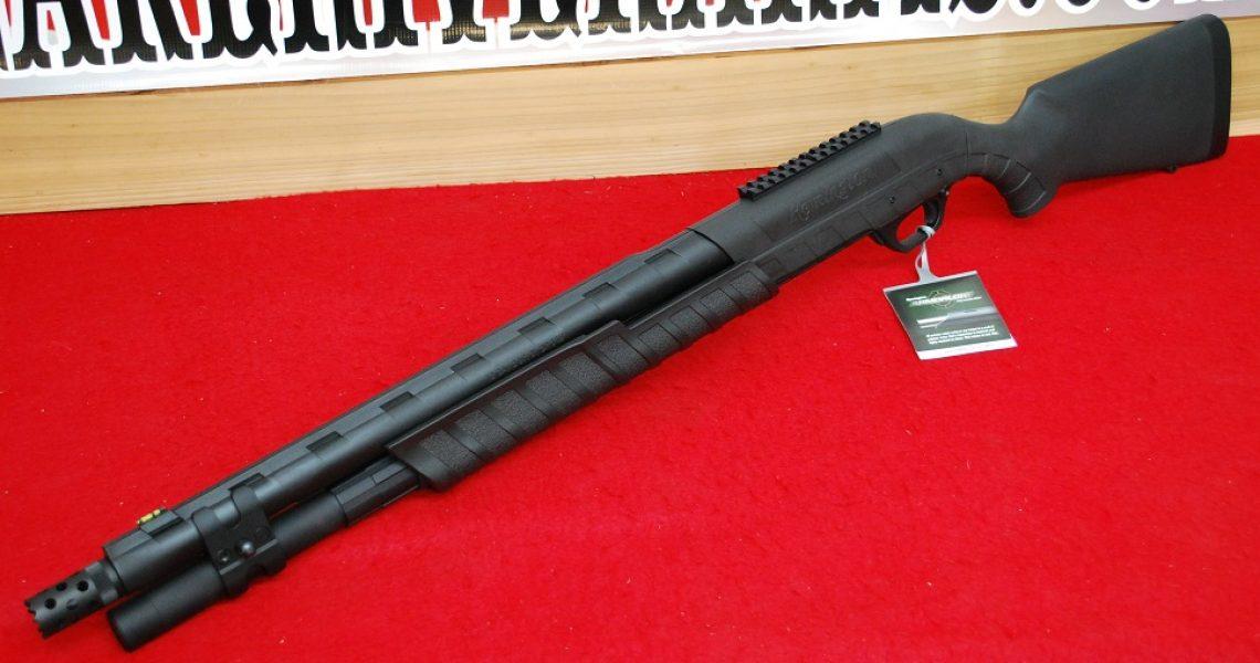 Remington Model 887 12 Ga. Nitro Mag Tactical Shotgun