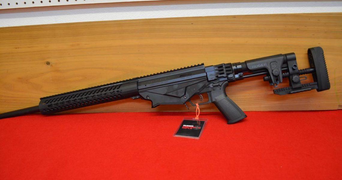 Ruger Precision Rifle 308 Gen-2