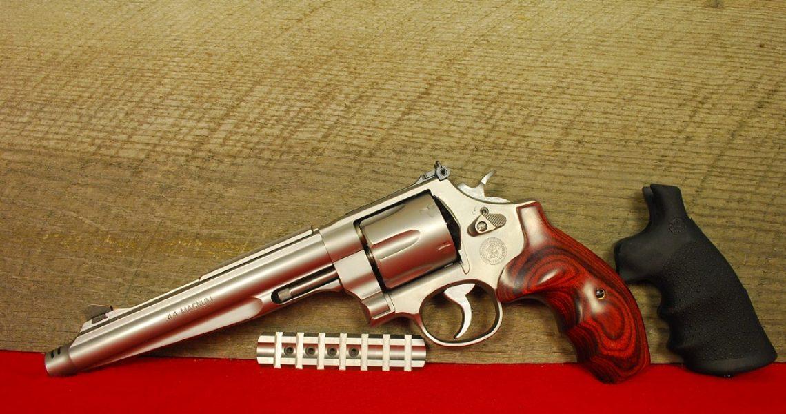 Smith & Wesson Mod. 629 P.C. .44 Magnum 7.5″