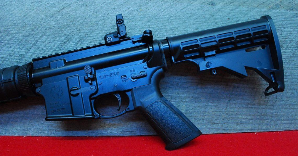 Ruger AR-556 Gas Impingement