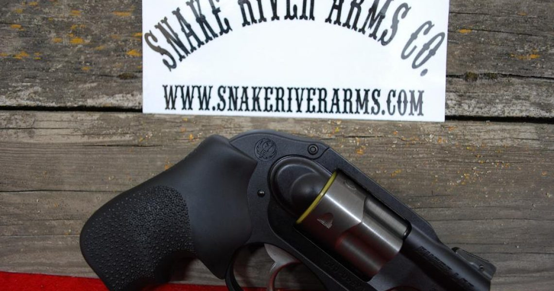 Ruger LCR .38 Special +P Revolver