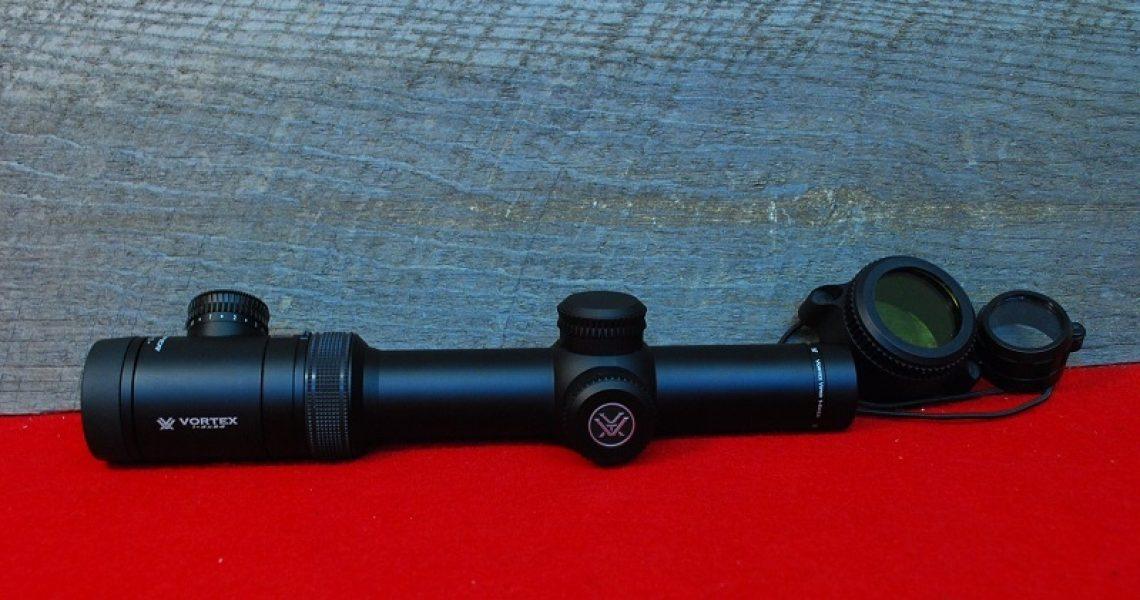 Vortex Viper PST 1-4X24 MOA Scope